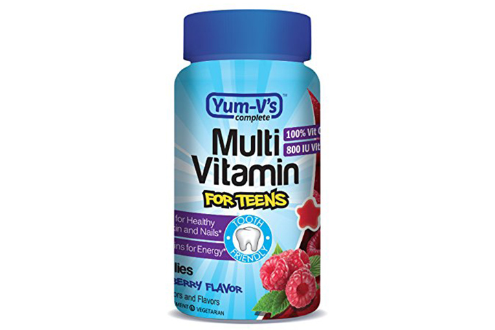 Vitamins and Minerals for Teenagers - Healthy Vitamin Choice
