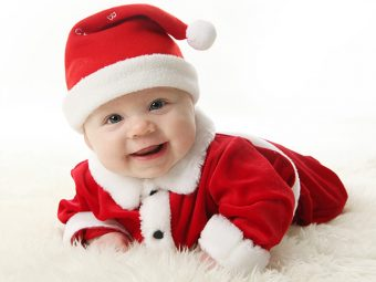 25 Cute Christmas Outfits For Your Babies