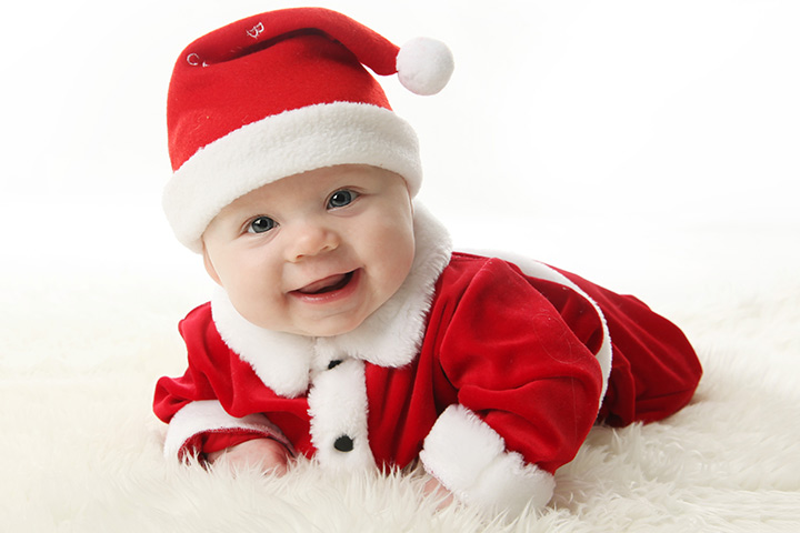 25 Cute Christmas Outfits For Babies