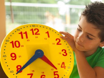 10 Fun Clock Crafts For Preschoolers And Young Kids