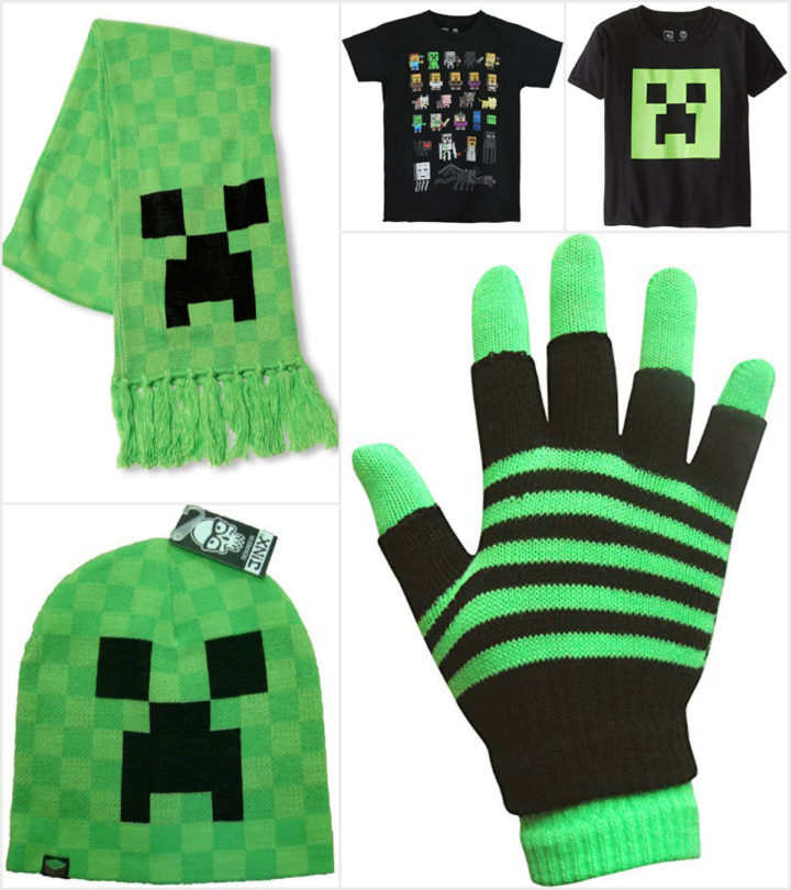 Minecraft Clothes For Kids