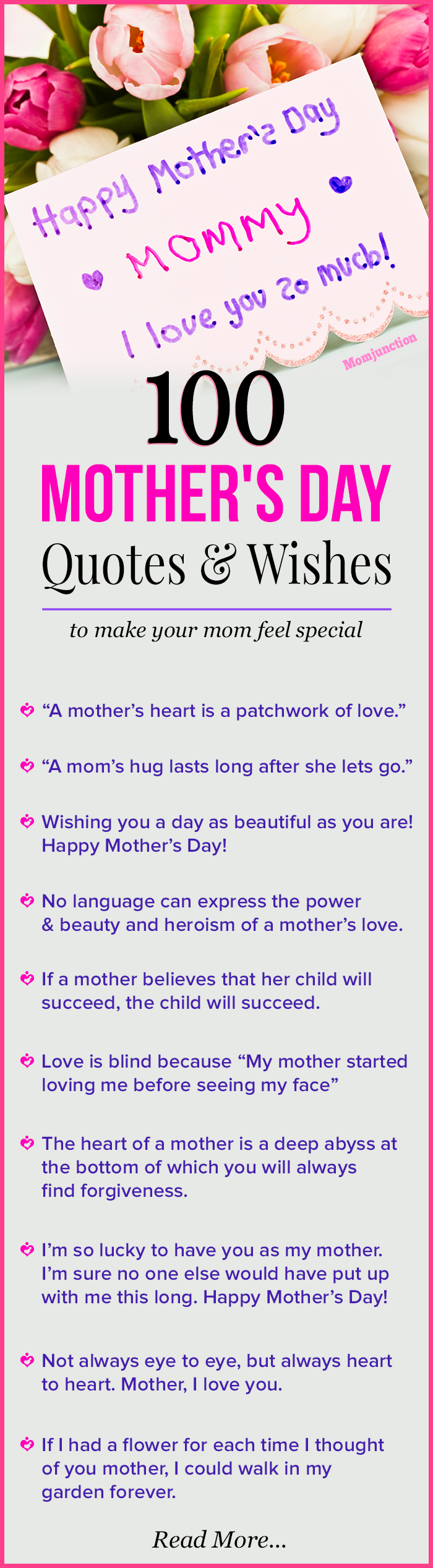 100 Beautiful Mother 39 S Day Quotes And Wishes