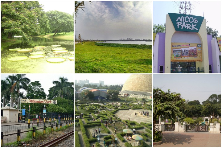 Parks In Kolkata