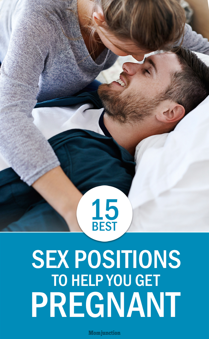 Great Sex Positions To Get Pregnant 58