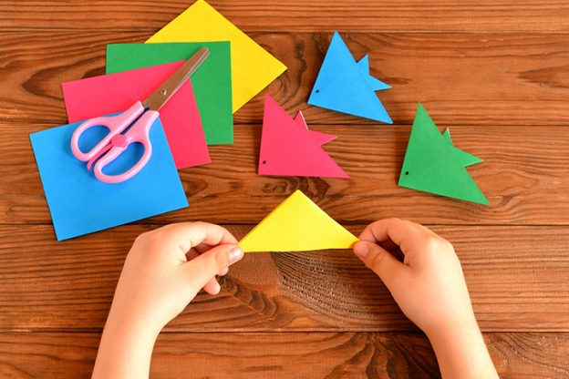 15 Simply Creative Paper Animal Crafts For Kids