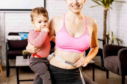 How To Lose Baby Weight After Pregnancy Naturally?