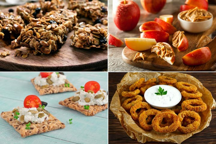 27 Healthy High Protein Snacks For Kids