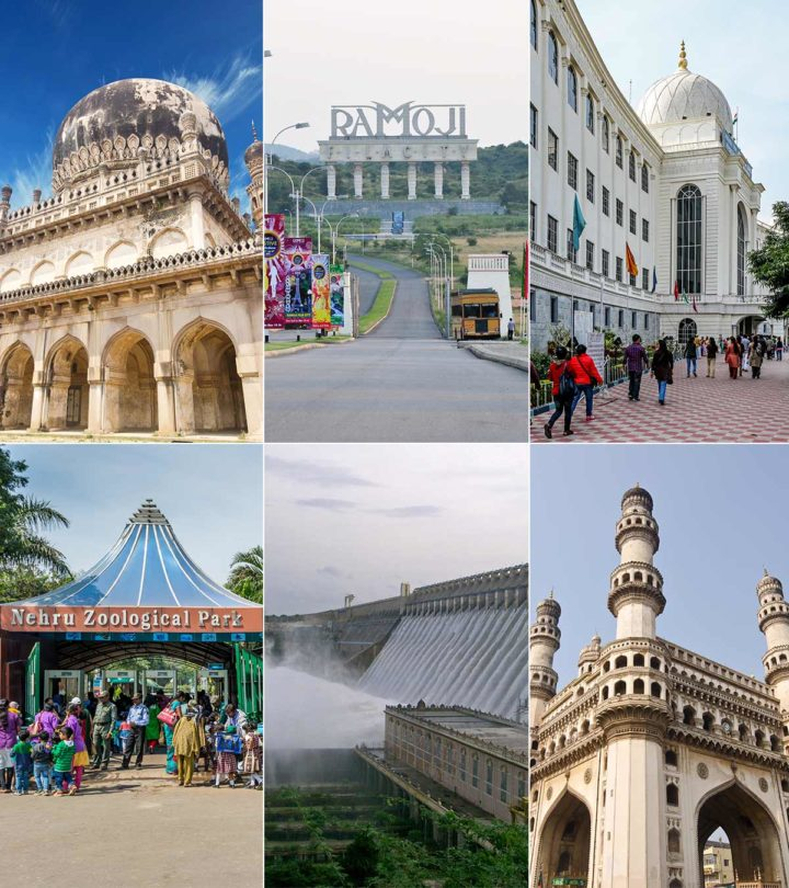 33 Ancient, Fun, And Remarkable Places To Visit In Hyderabad