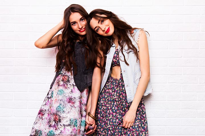 Fashion Tips For Teens - A Girly Dress
