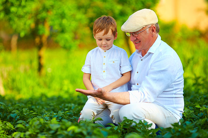 Grandparents Day Activities For Kids - A Grandparent And Grandkids Only Time Zone