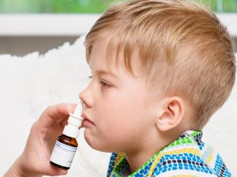 Are Nasal Sprays Safe For Kids?