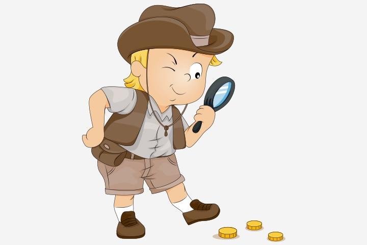 Janmashtami Activities For Kids - Arrange Janmashtami Treasure Hunt
