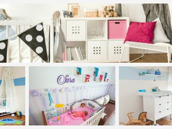 34 Beautiful Baby Girl Room Ideas