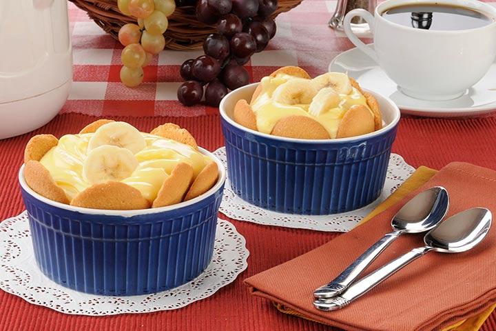Easy Dessert Recipes For Teens - Banana Pudding
