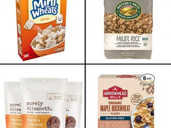 Breakfast Cereals For Kids: 9 Options You May Try