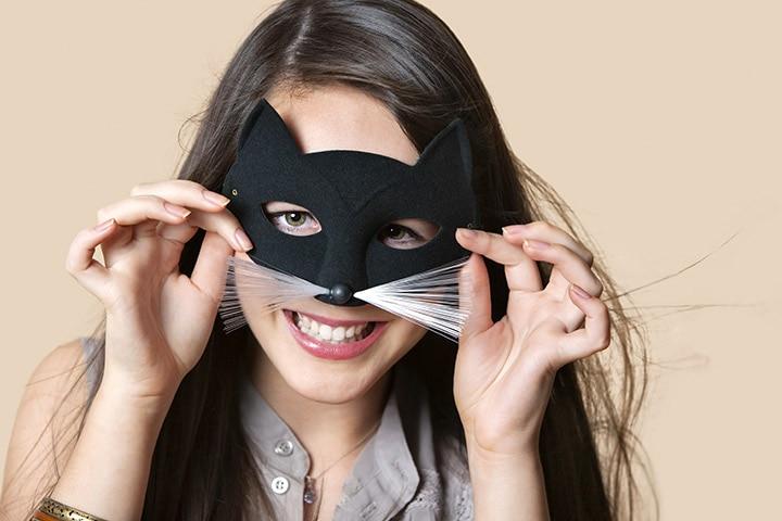 Mask Craft - Cat Mask & 10 Quick \u0026 Easy Mask Craft Ideas For Kids