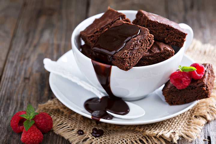 Easy Dessert Recipes For Teens - Chocolate Fudge Brownies