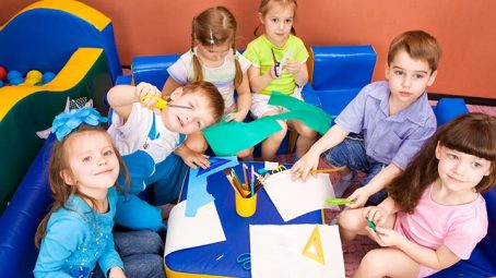 Class Room Activities For Kids