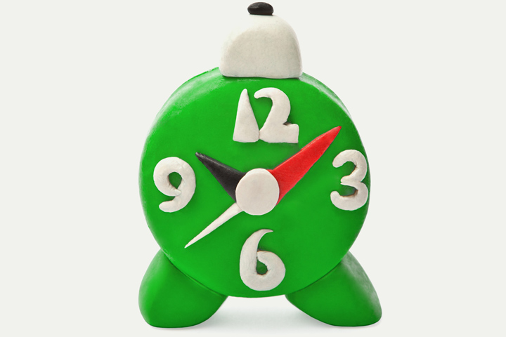 Clock Craft - Clay Clock Craft