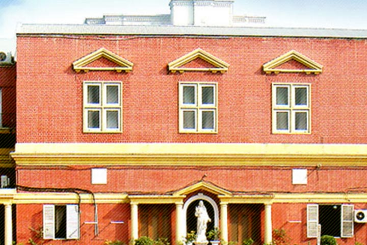 Convent Schools In Delhi - Convent Of Jesus And Mary