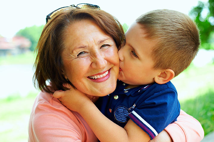 Grandparents Day Activities For Kids - Cute Grandparents' Day Poem