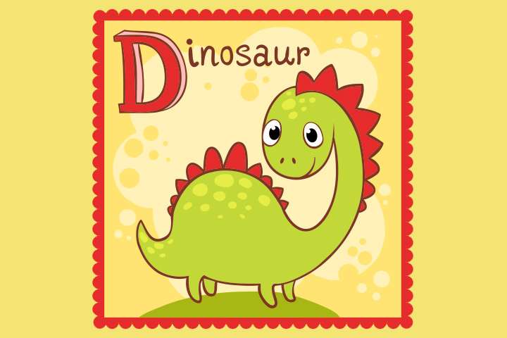 Dinosaur Activities For Preschoolers - D Is For Dinosaur