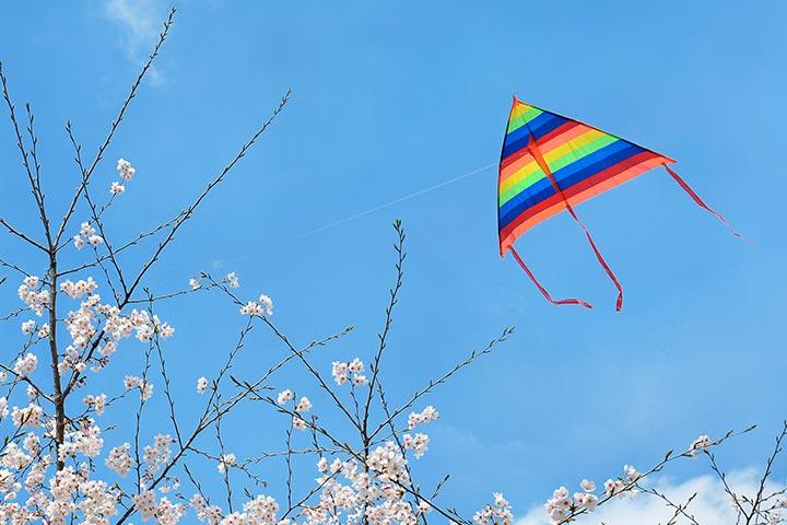 How To Make A Kite For Kids - Delta Kite