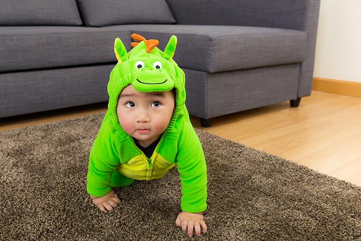 Dinosaur Activities For Preschoolers - Dinosaur Dress Up