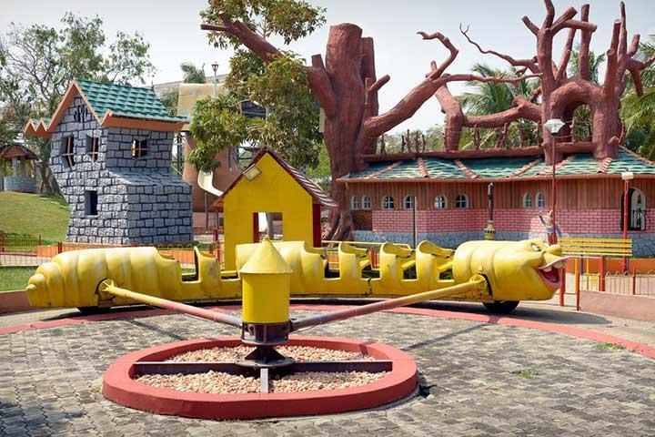 Parks In Chennai - Dizzee World