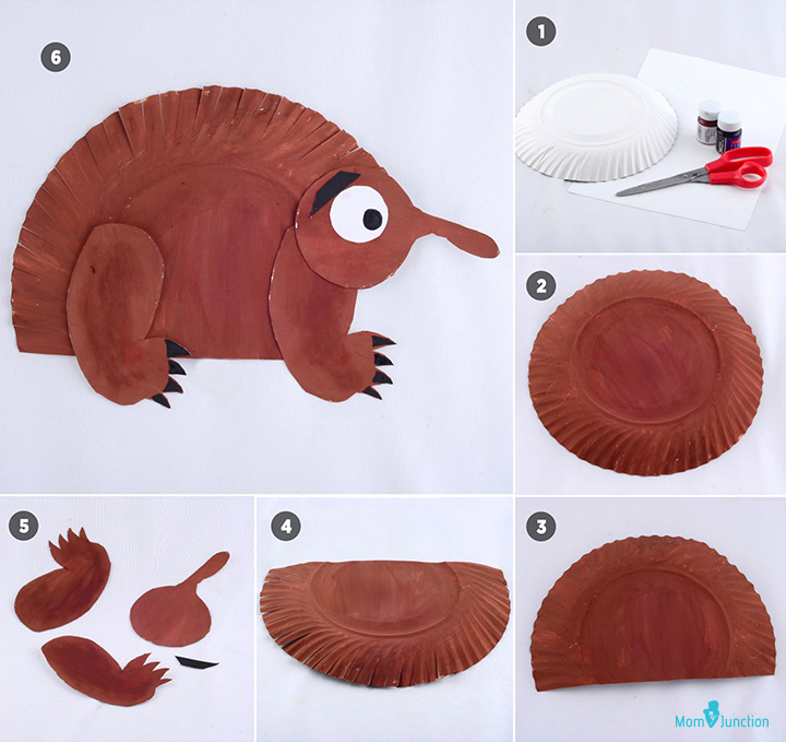 Coloring Pictures Of Animals That Lay Eggs : 15 simply creative paper animal crafts for kids