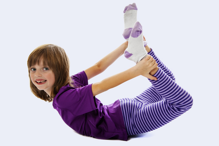 Stretching Exercises For Kids - Exercise 2