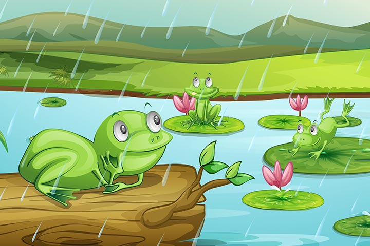 Frog Activities For Toddlers