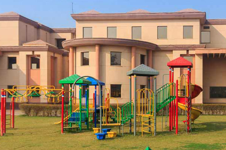 Schools In Gurgaon - G D Goenka World School