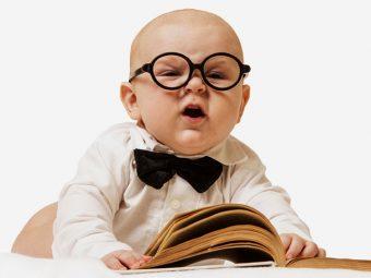 Top 15 Genius Baby Names