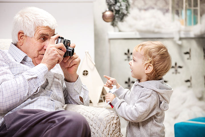 Grandparents Day Activities For Kids