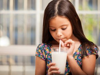 7 Health Benefits Of Milk For Kids
