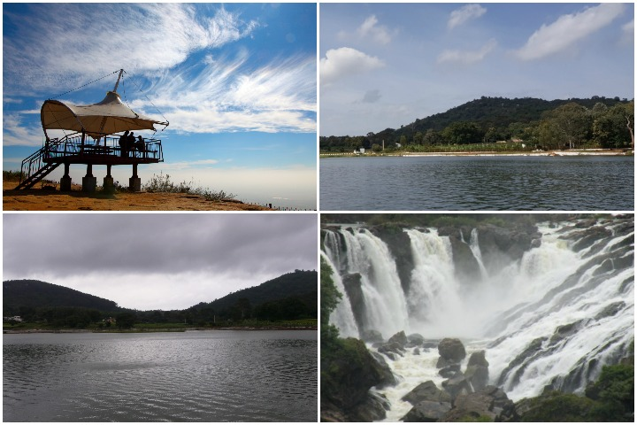 Hill Stations & Waterfalls Near Bangalore