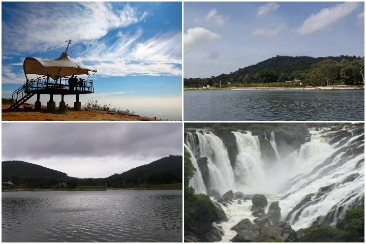 Hill Stations & Waterfalls Near Bangalore