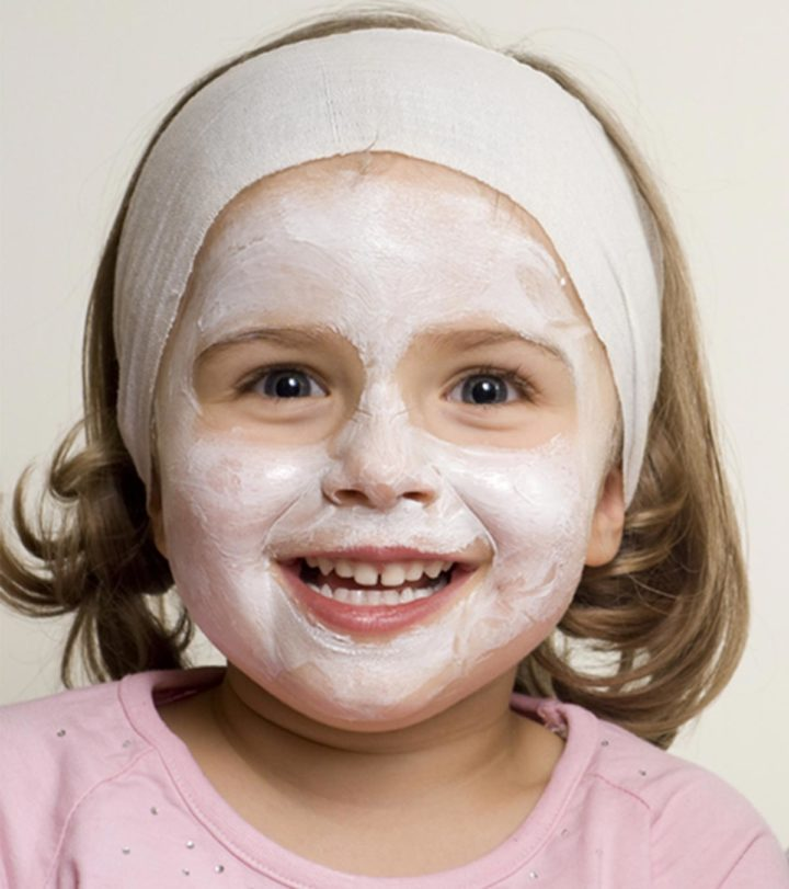 Images Of Homemade Face Mask For Kids