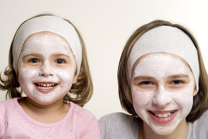 How to make a homemade face mask for kids images of homemade face mask for kids solutioingenieria Choice Image