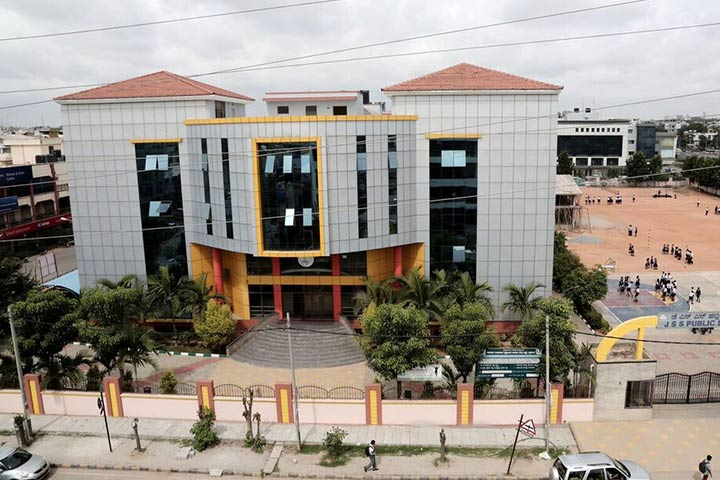 Schools In South Bangalore - JSS Public School