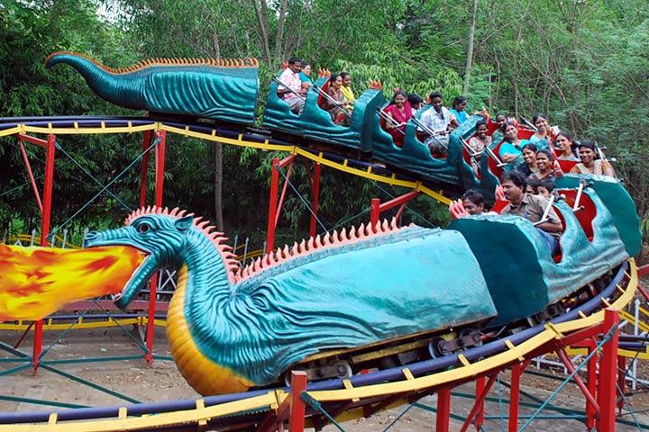 Parks In Chennai - Kishkinta