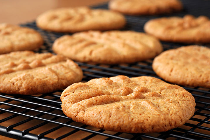 Recipes For Breastfeeding Moms - Lactation Cookies