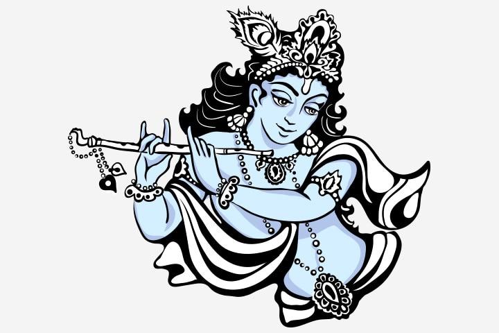 Card Making Ideas For Janmashtami Part - 43: Janmashtami Activities For Kids - Make Krishnau0027s Crown