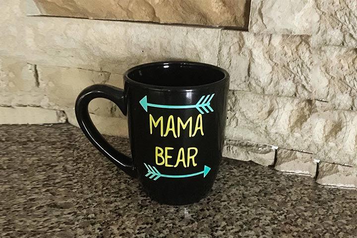 Mama-bear mug