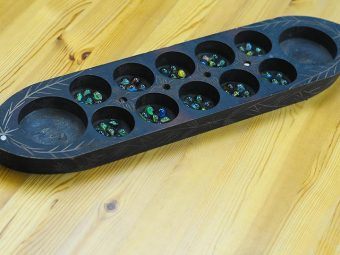 Mancala Game For Kids - Rules And Variations