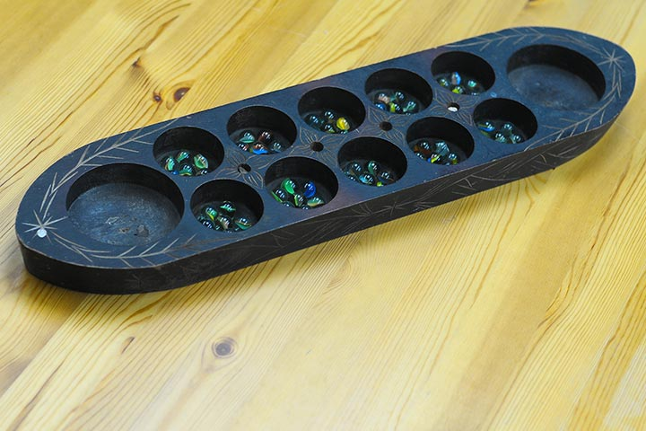 Mancala Game For Kids Rules And Variations
