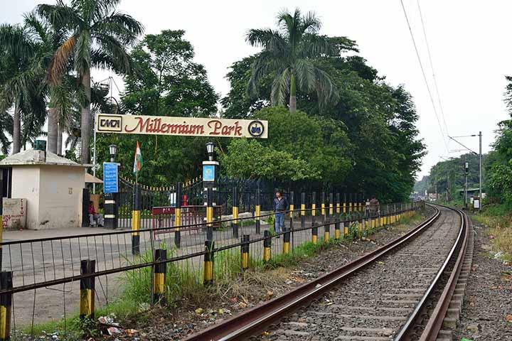 Parks In Kolkata - Millennium Park