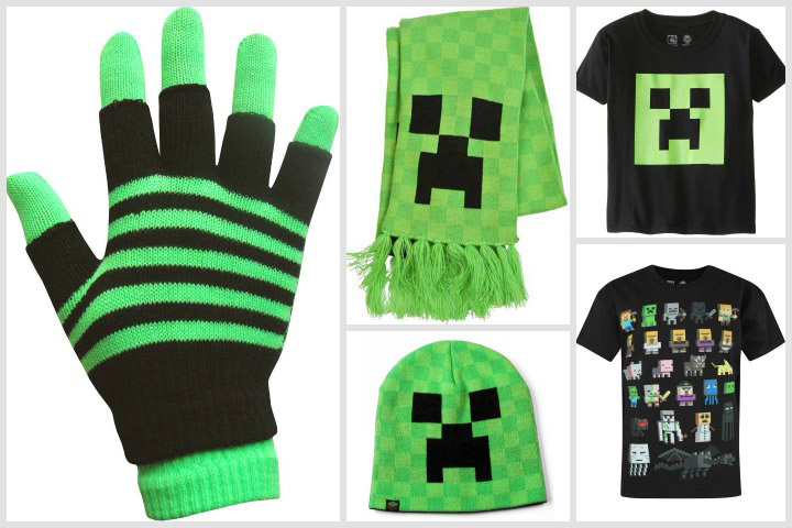 10 Top And Best Minecraft Clothes For Kids