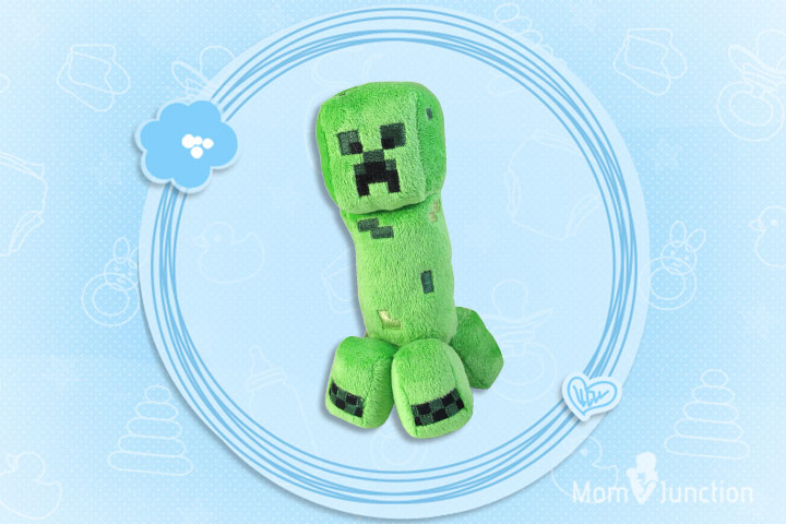 Minecraft Toys For Kids - Minecraft Plushies